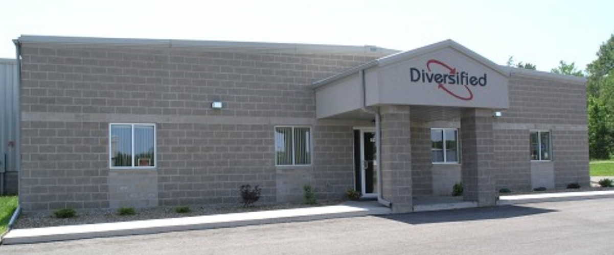 Diversified Inc Wausau WI